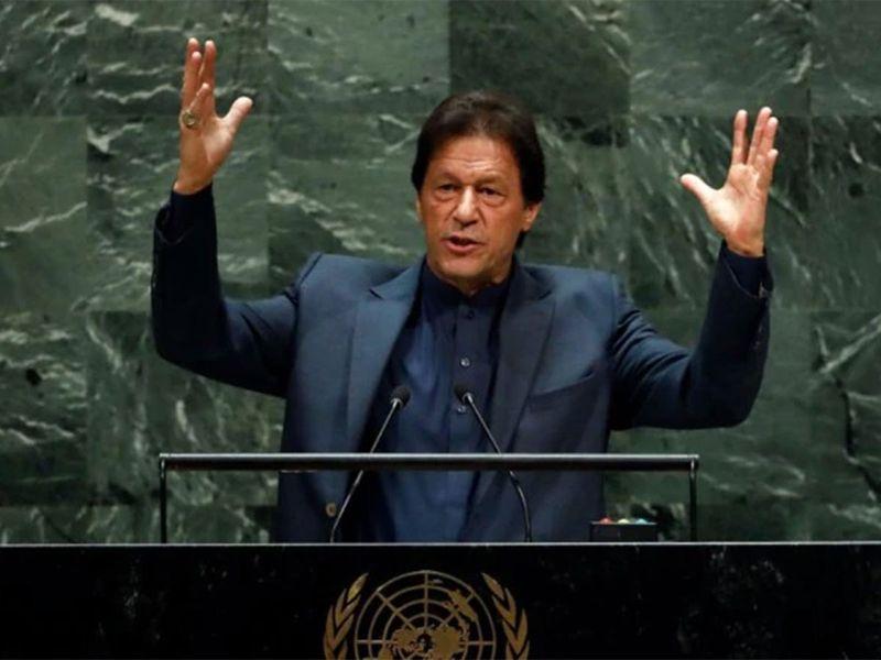 Imran Khan UN