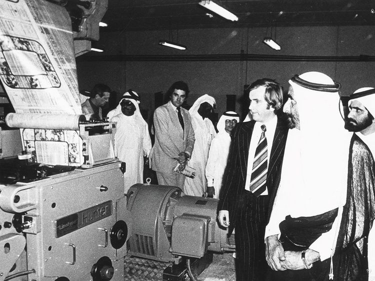 Shaikh Rashid Bin Saeed Al Maktoum