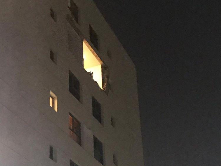Bur Dubai building explosion
