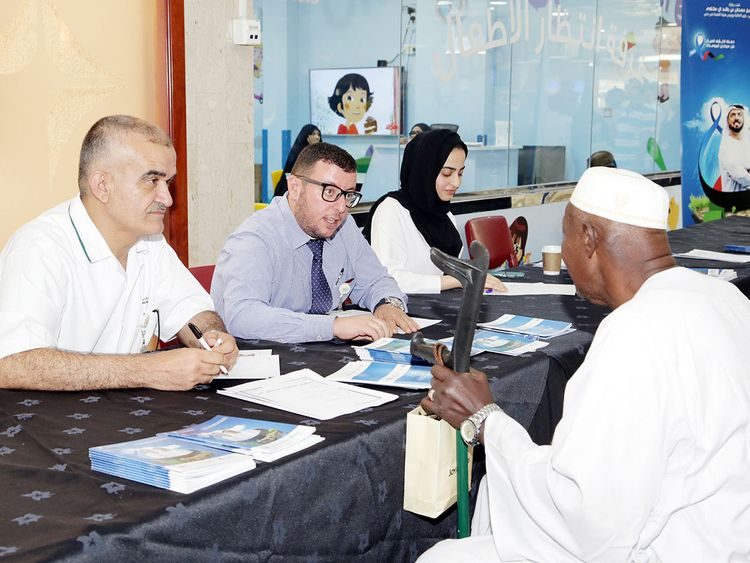 Dubai Health Authority Prostate Cancer