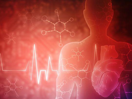 Dubai Health Authority heart Health