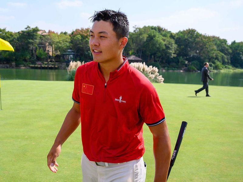 Destination Dubai for the prestigious Asia-Pacific Amateur Golf Championship