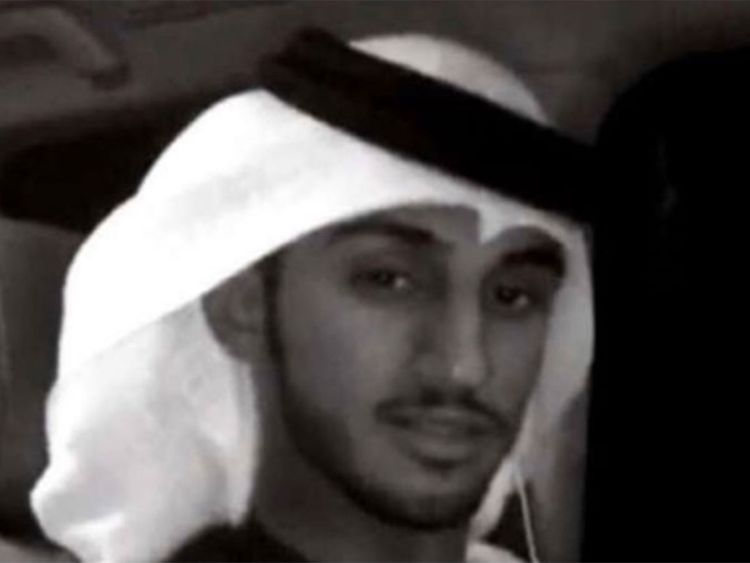 Sultan Saeed Al Shamsi