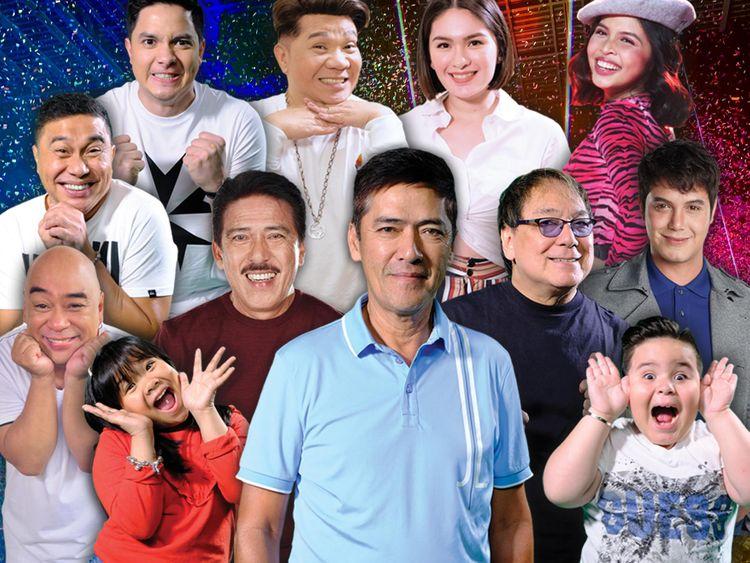 The cast of 'Eat Bulaga'.