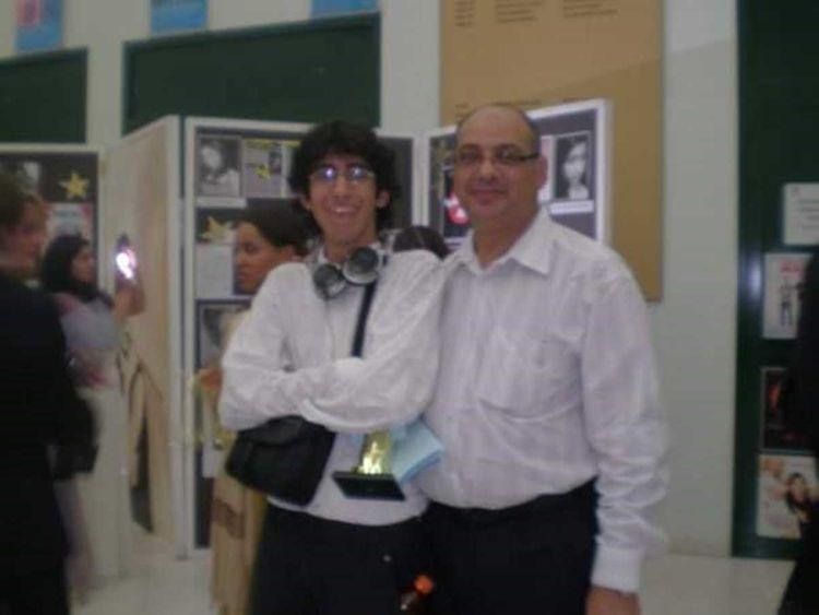 Ayman father