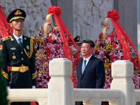 China's President Xi Jinping