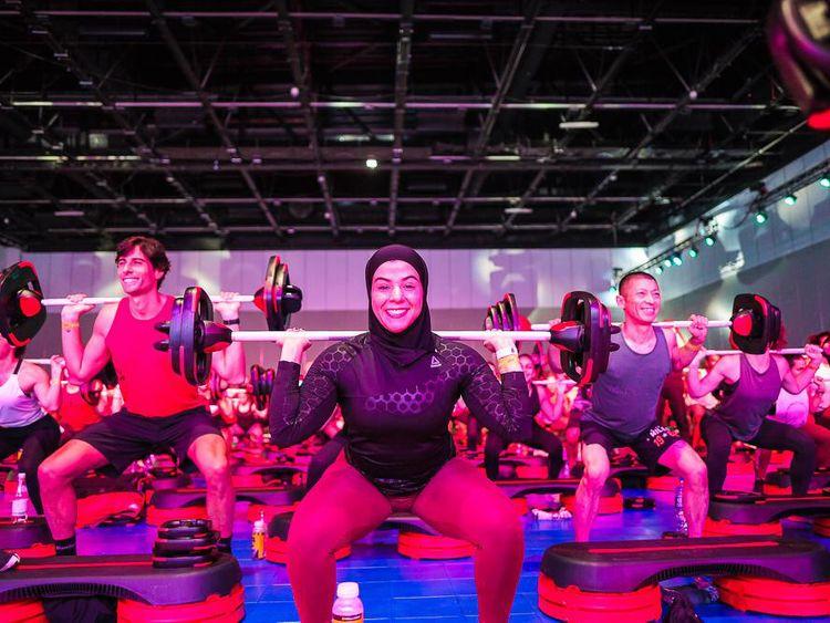 Dubai Active Show-1569850149682