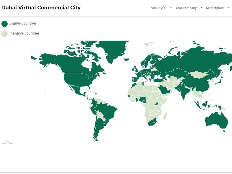 Virtual Company Licence
