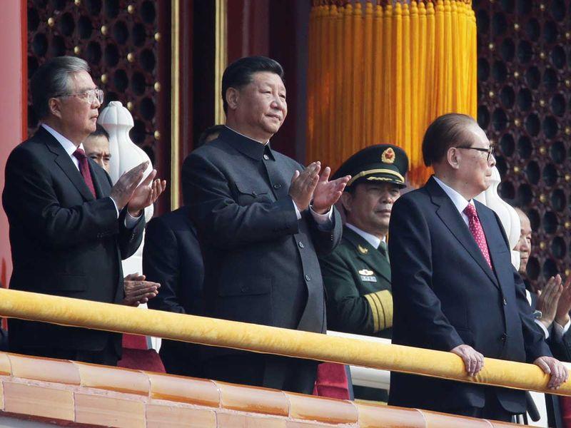 191001 president xi jinping