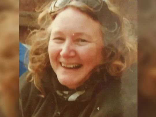 Ann Marie Pomphret was found with head injuries
