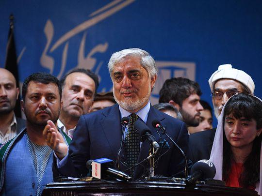 Chief Executive Officer, Abdullah Abdullah