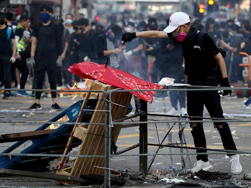 Hong Protests