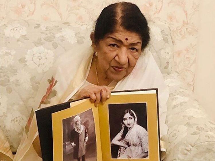 Indian singer Lata Mangeshkar -0001