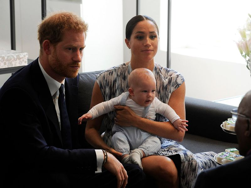 Prince Harry, Meghan ask for COVID vaccine donations for Archie's birthday