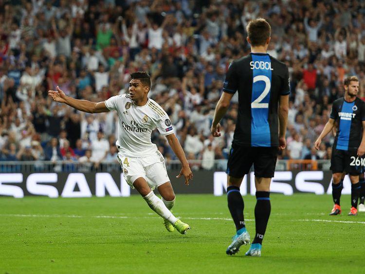 191002 Real Madrid