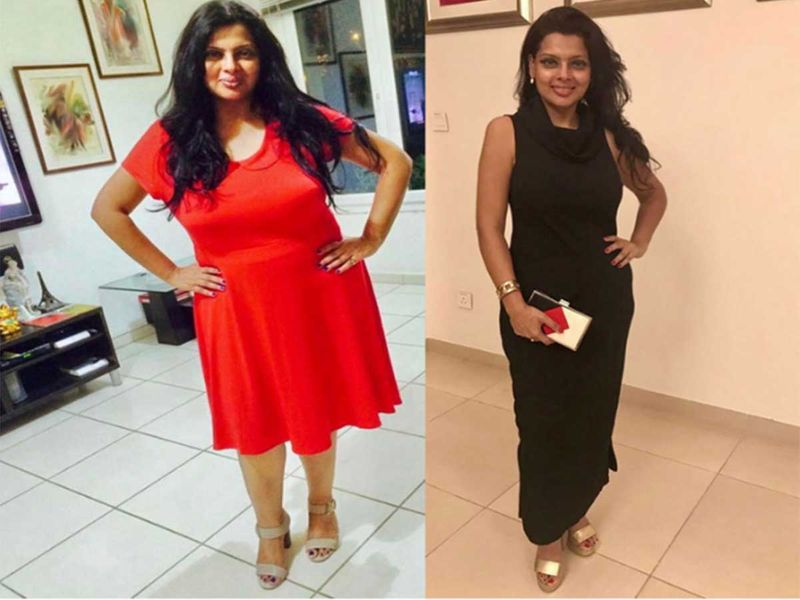 Pictures Inspiring Weight Loss Transformations Health Fitness Gulf News