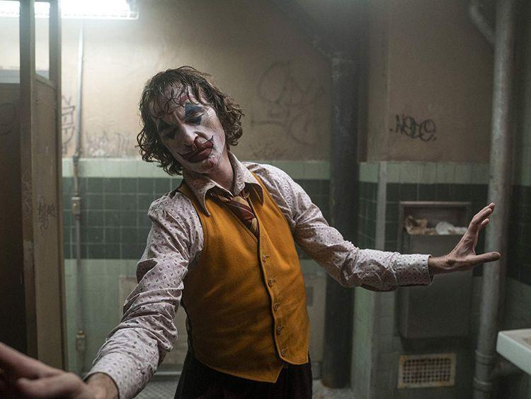 Joaquin Phoenix in Joker-1570028321603