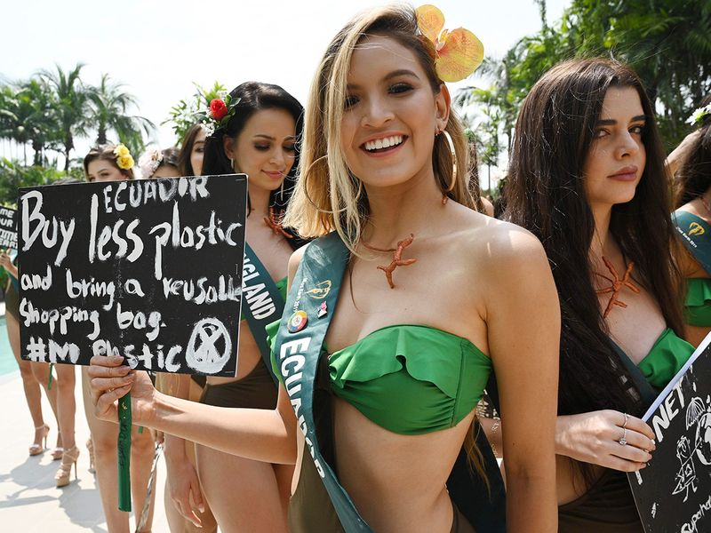 Miss Earth candidates