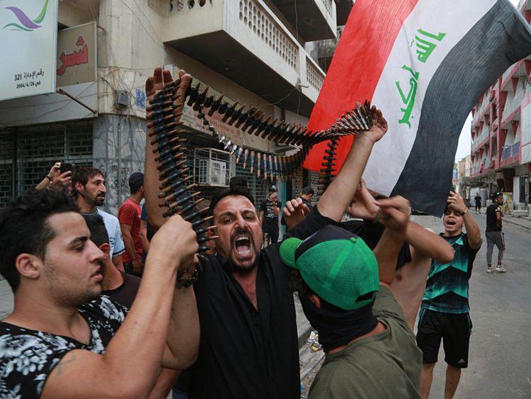 OPN IRAQ PROTEST1-1570012660697