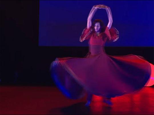 Zia Nath, a practitioner of ancient spiritual dances 0121