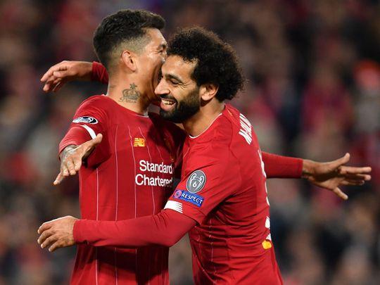 Champions League: Salah rescues Liverpool after Salzburg scare