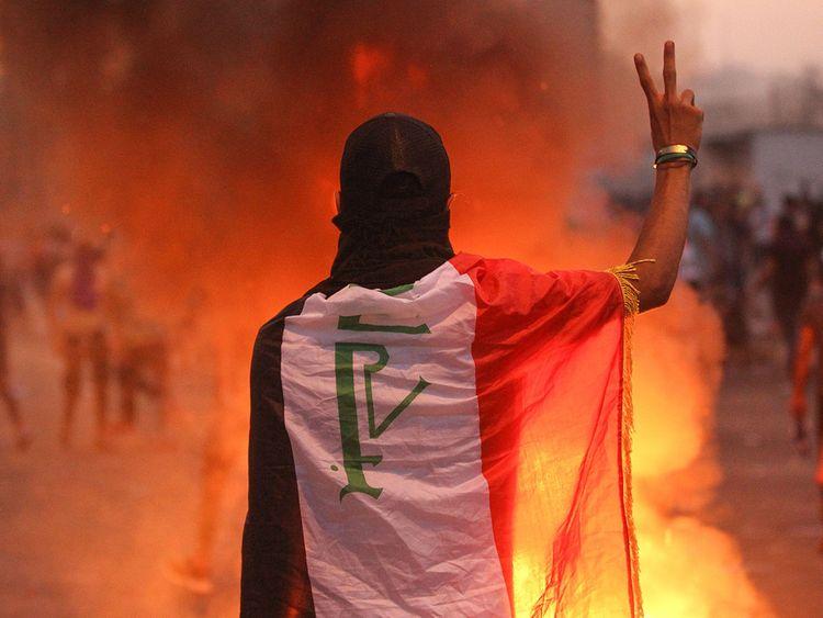 20191003_Iraq_protests