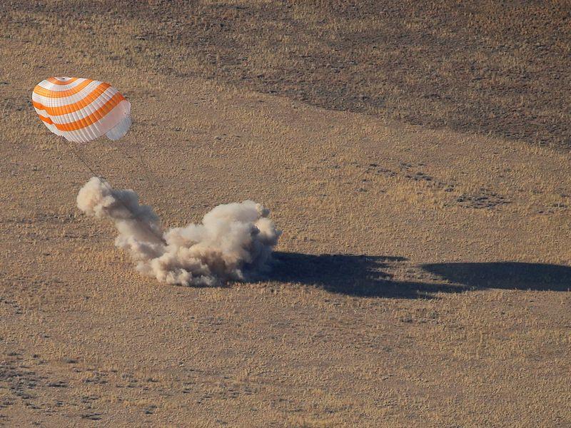 Soyuz MS-12