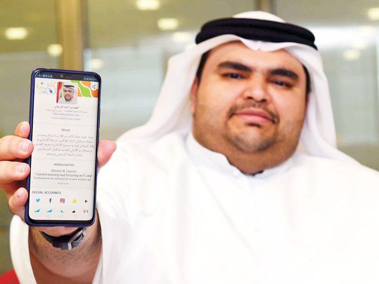 Ahmad Al Zarooni