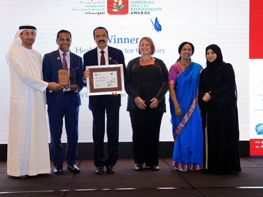 28 companies honoured in Arabia CSR Awards