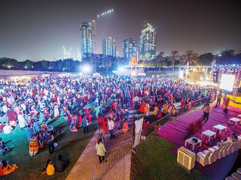 Zabeel Park in Dubai
