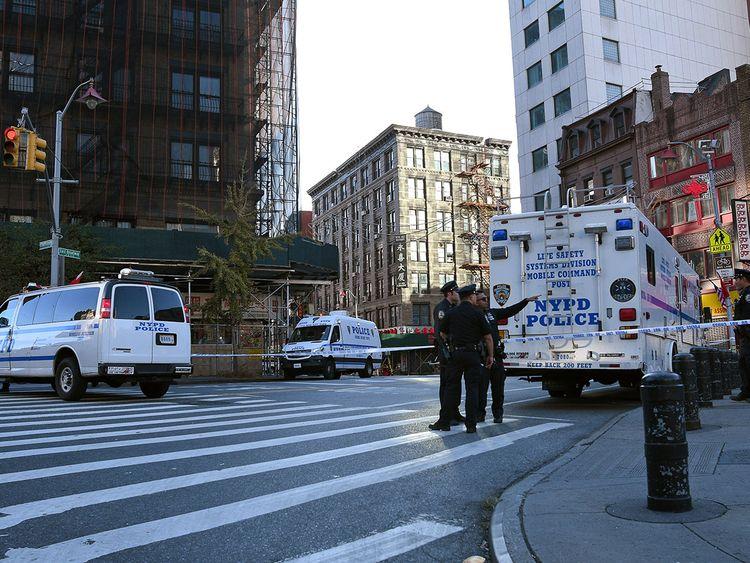 4 men killed in NY