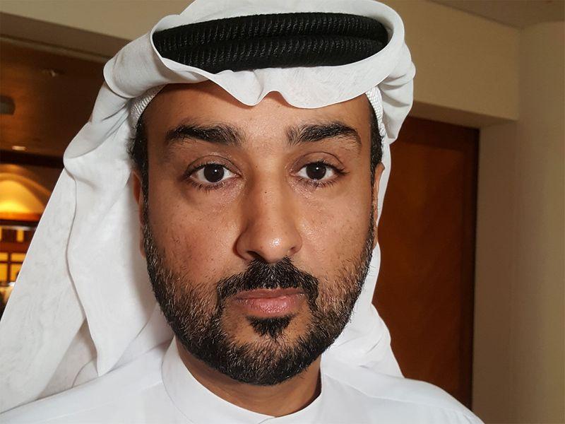 Emirati voter Abdulla Mubarak FNC elections