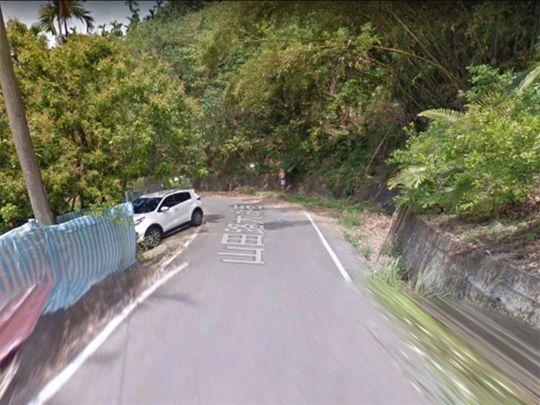 Google Street View spots nude couple in Taiwan