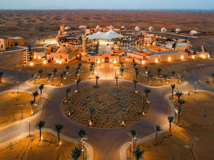 Al Badayer Oasis