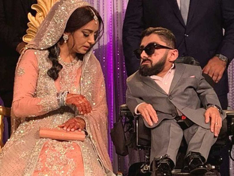 Two Foot Tall Pakistani Man Bobo Gets Married At A Grand Wedding Reception In Oslo Pakistan Gulf News