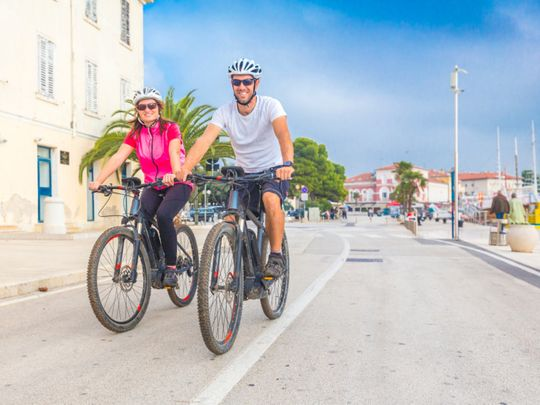 Off the Cuff: How an e-bike changed my life