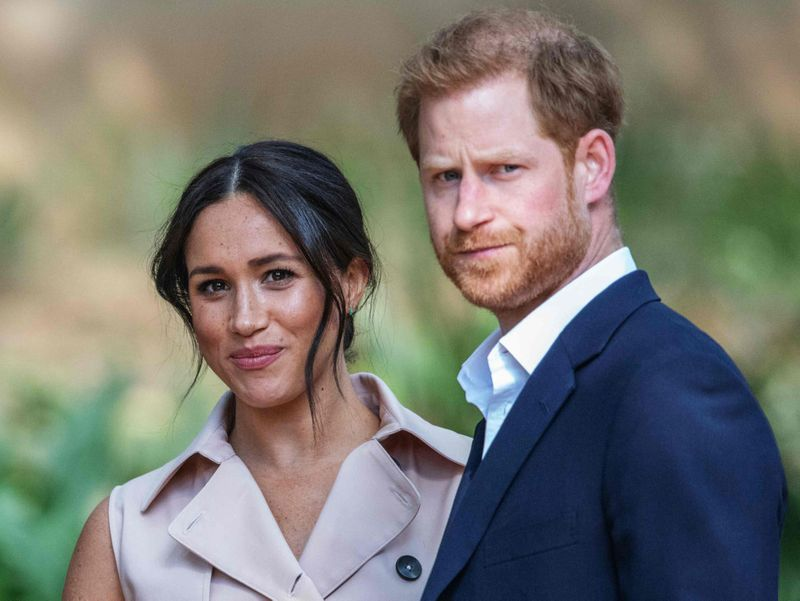 megxit the full story of harry and meghan and why they left royalty behind news photos gulf news the full story of harry and meghan and
