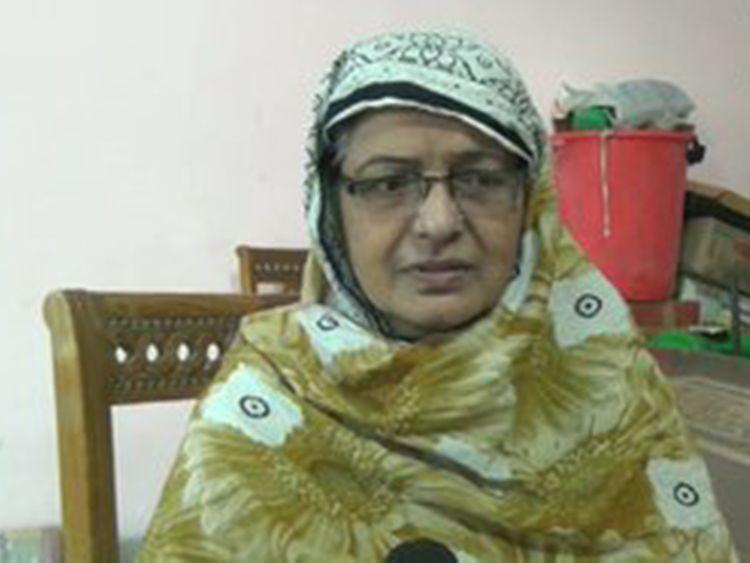 Zubeda Begum