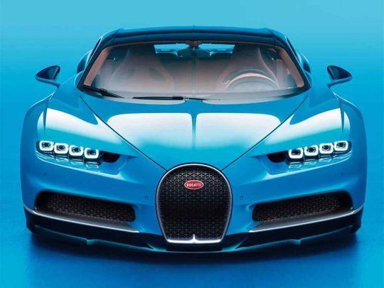 Bugatti Chiro