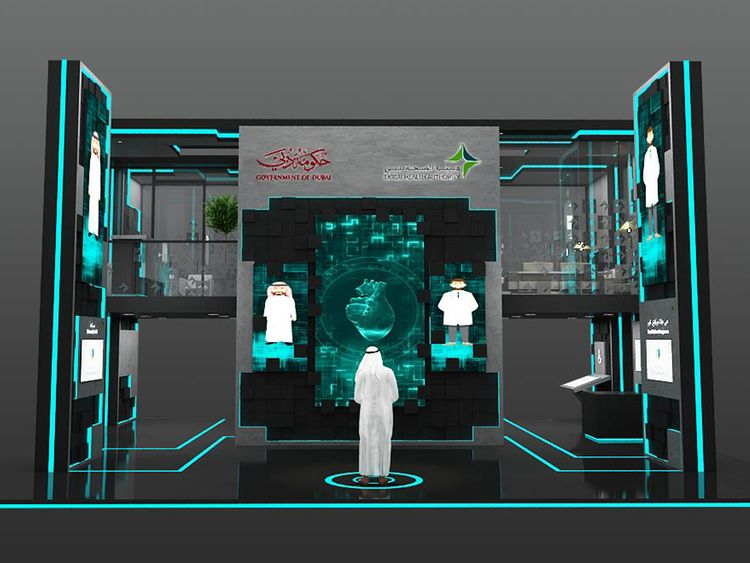 Dubai Health Authority GITEX