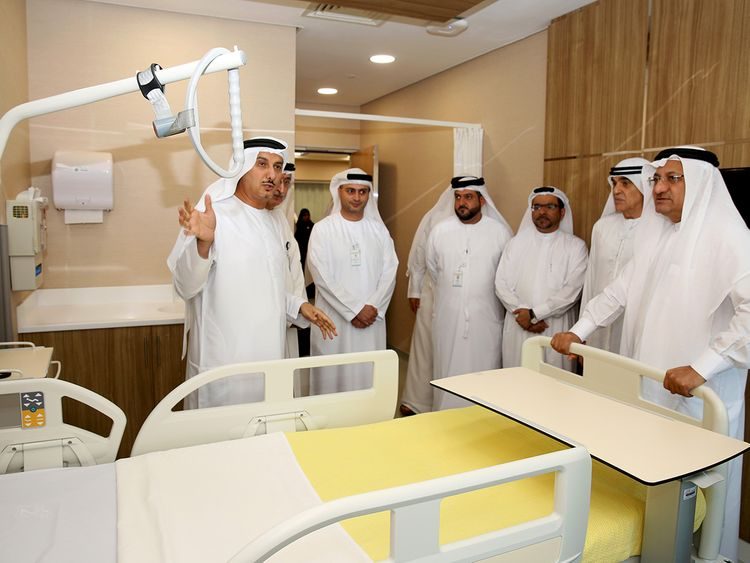 Dubai Health Authority Rashid Hosptial