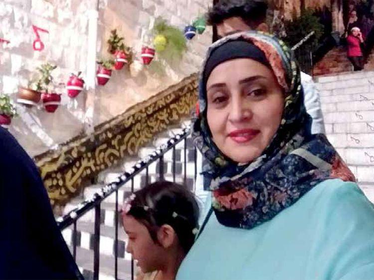Dubai Health Authority Rola Al Buheissi breast cancer