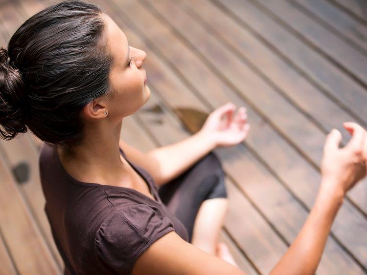 Dubai Health Authority cholesterol and yoga