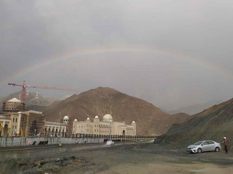 Khurram Shahzad/Gulf News reader