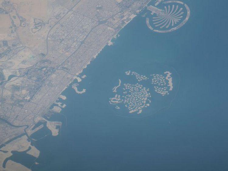 Hazzaa's view of Dubai