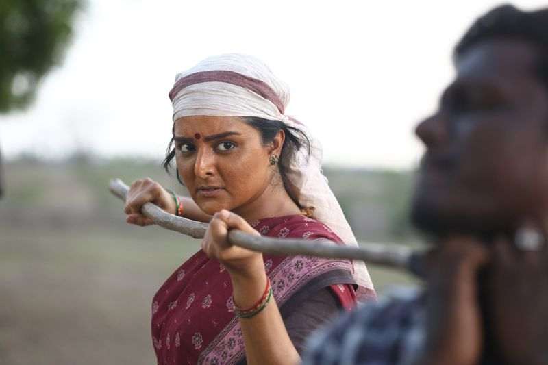 Manju Warrier in Asuran-1570547490254
