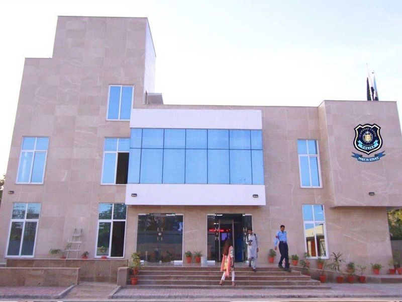 Model Police Station