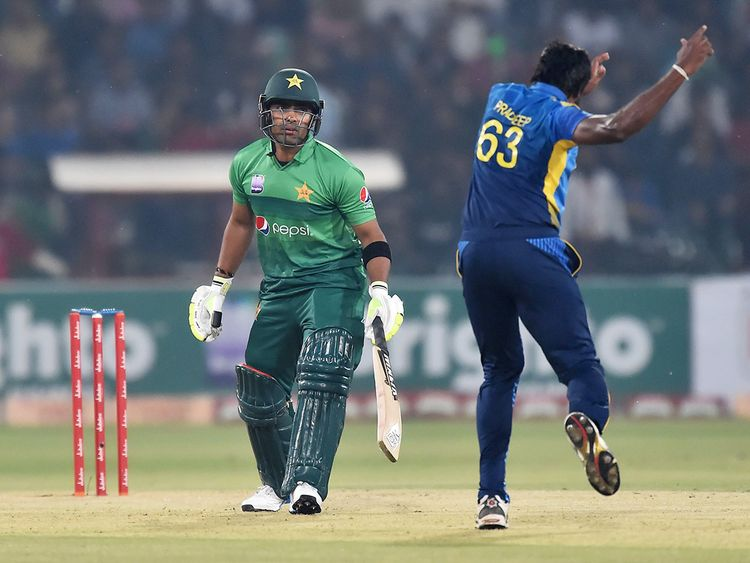 Pakistan's Umar Akmal