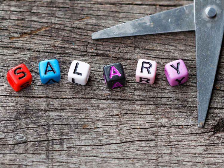 Salary cut generic