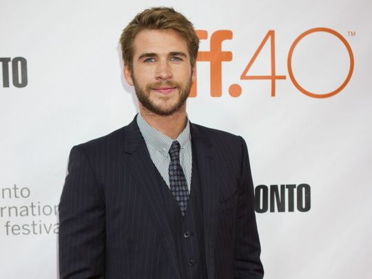 Liam Hemsworth 'gets hit' by taxi on 'Dodge & Miles' set